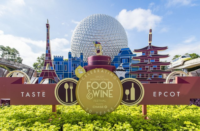 20th Epcot International Food & Wine Festival