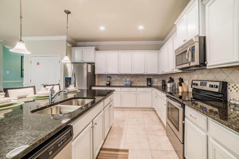 Kitchen in Windsor At Westside