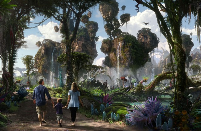 AVATAR-Inspired Land Coming to Disney's Animal Kingdom - See more at: http://wdwnews.com/galleries/2016/11/19/pandora-the-world-of-avatar-at-disneys-animal-kingdom-opening-2017/#slide-8