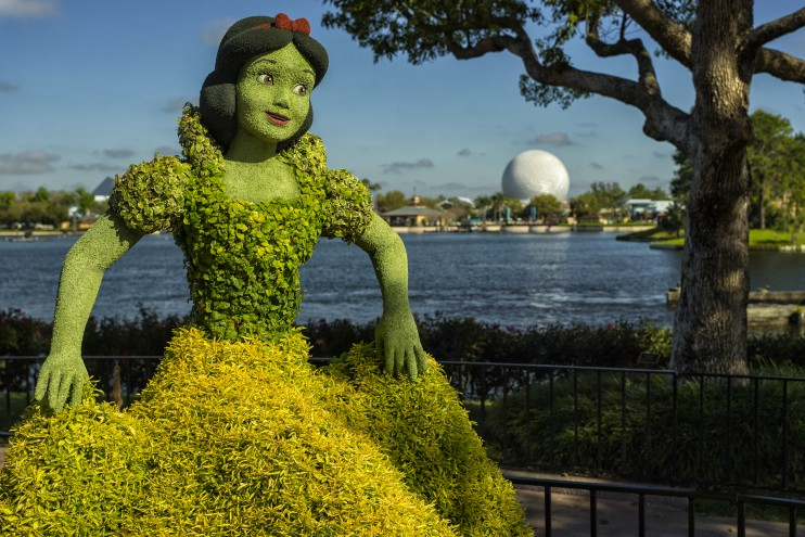 Epcot's 24th International Flower & Garden Festival!
