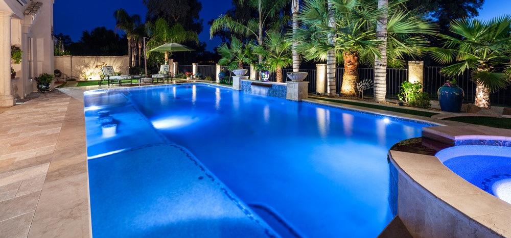 Leds para piscina de vinil: como escolher e instalar