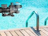 motor e filtro para piscina