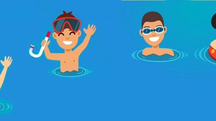 Crianças na piscina à noite: 5 dicas para garantir a segurança