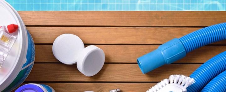 4 acessórios para limpeza de piscina essenciais