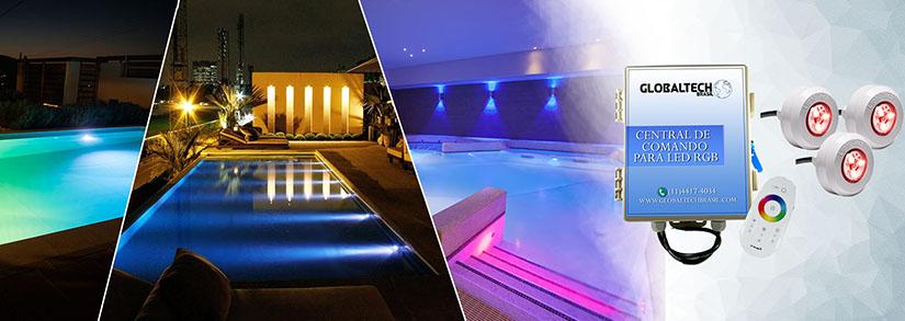 Iluminação de piscina, tudo o que você precisa saber