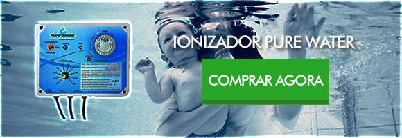 Banner Ionizador Pure Water 1