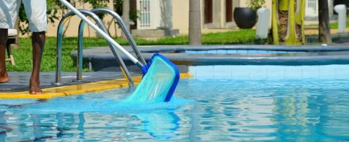 Como armazenar os produtos químicos da piscina