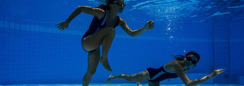 6 razões pelas quais sua piscina é um ótimo queimador de calorias