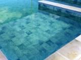 Como escolher a cor da sua piscina