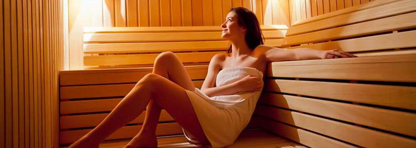 Como usar o banho de vapor da maneira certa, sem riscos, com segurança e com saúde