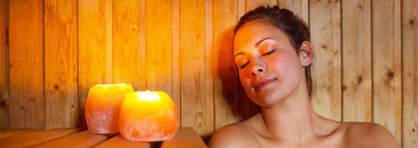 Benefícios do banho de vapor para pele