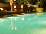 iluminação em led ideal para sua piscina