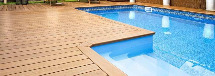 Por que é importante trocar o vinil da piscina?