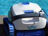 automatizar a limpeza da piscina