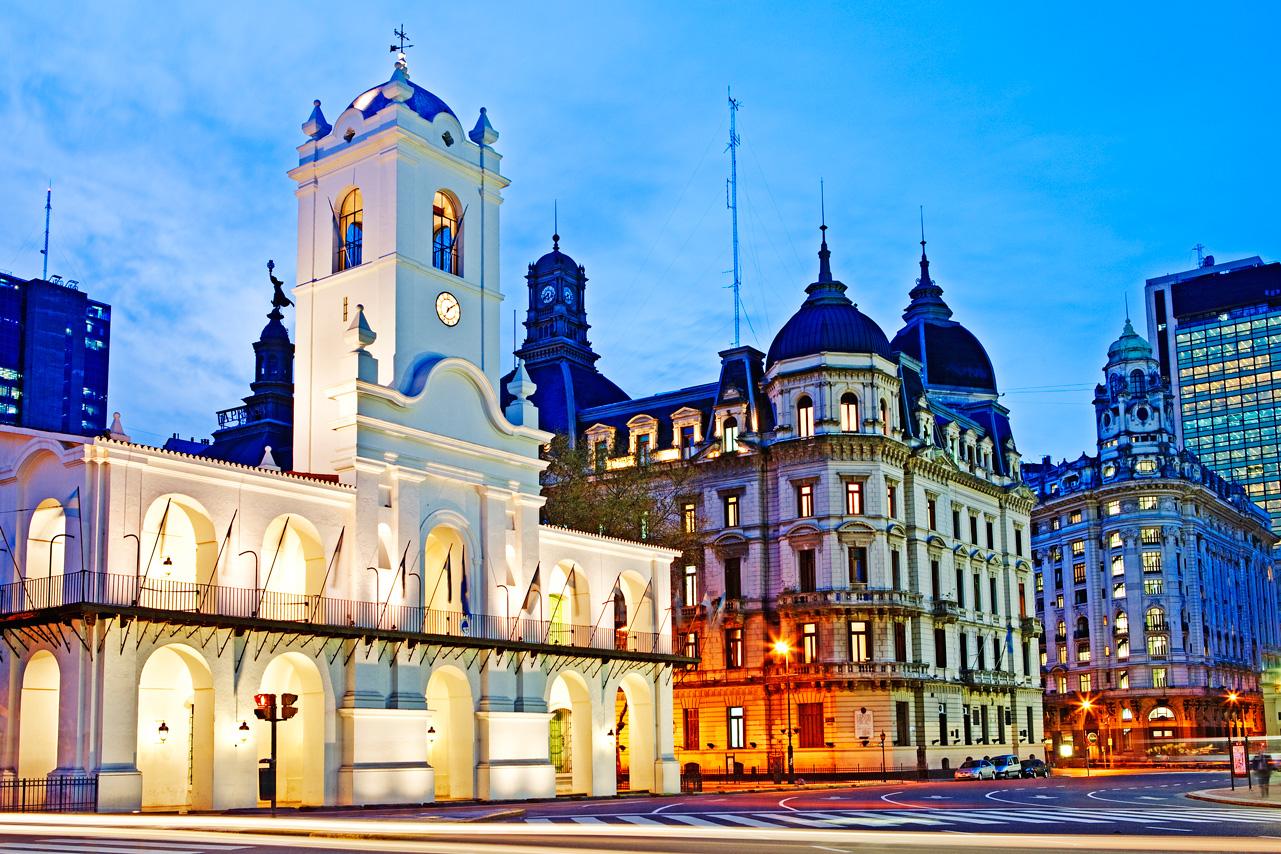 Argentina, Buenos Aires Plaza de Mayo