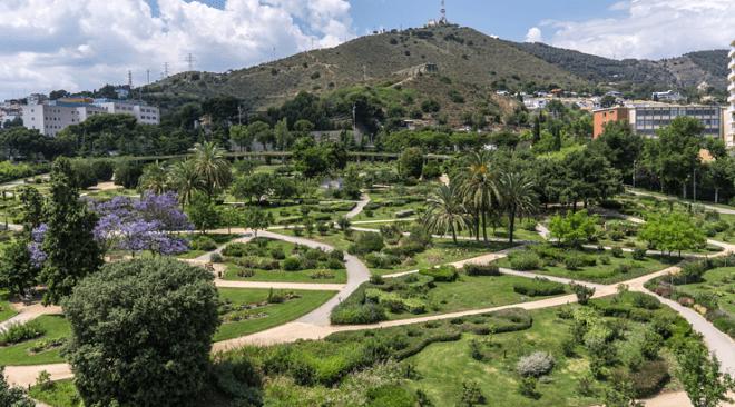Parc Cervantes Glovo