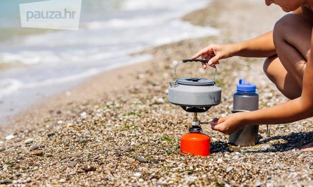 Može li se kuhati u morskoj vodi?