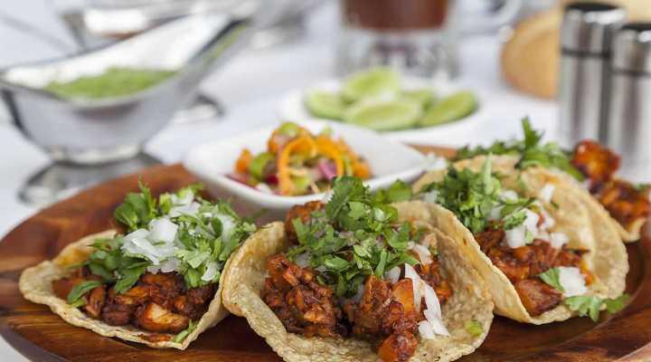 Platos típicos de la cocina mexicana a domicilio