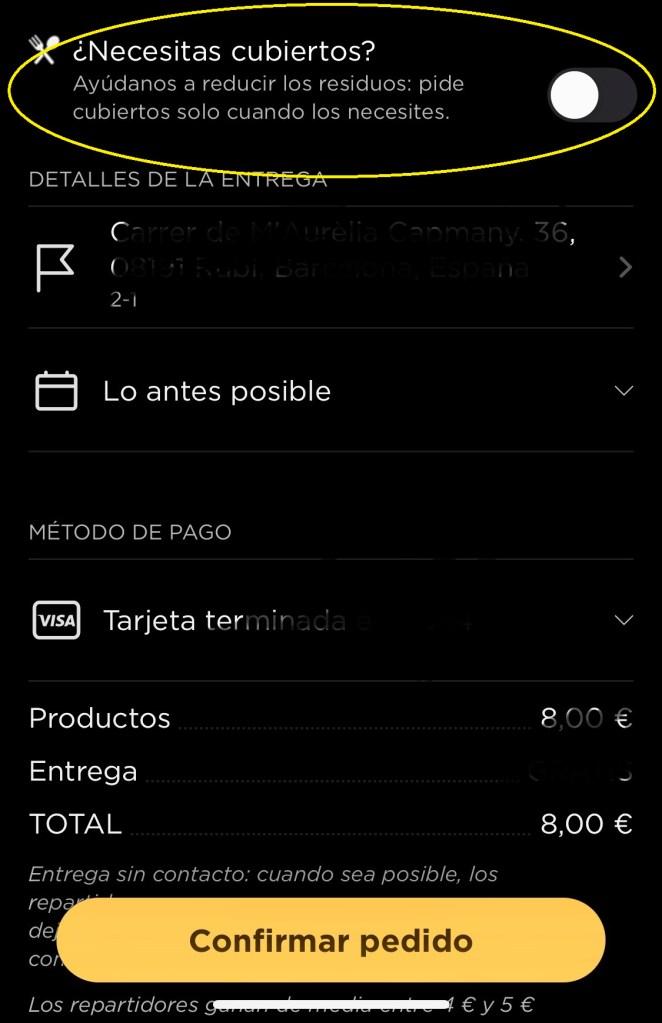 no-cubiertos-app-glovo