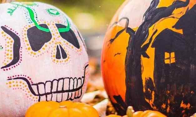 Come festeggiare Halloween a casa con Glovo