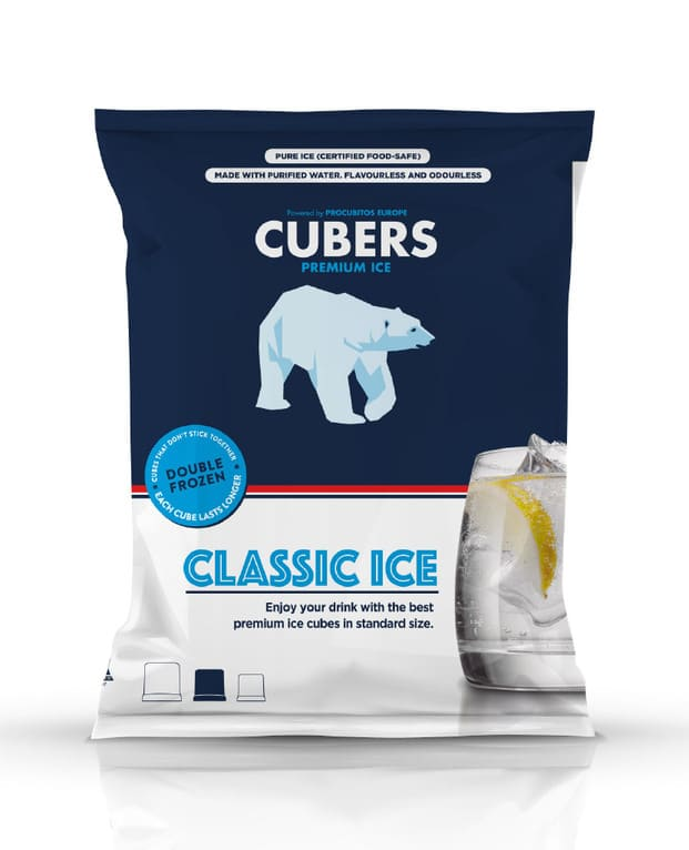 hielo a domicilio