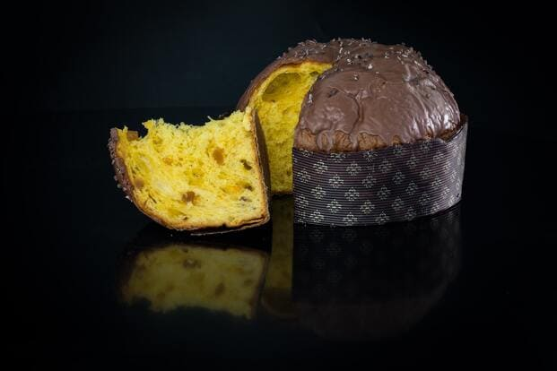 panettone en Thermomix