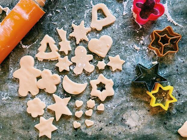 cómo hacer galletas caseras