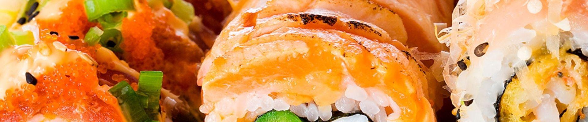 El mejor sushi a domicilio en el centro de Madrid