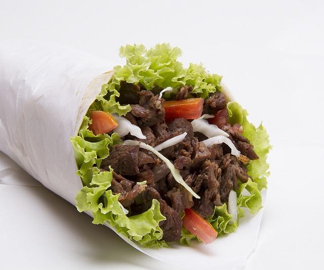 kebab a domicilio en Zaragoza