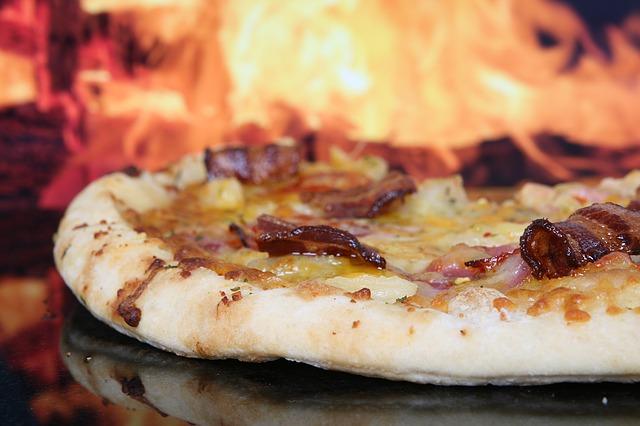 Receta de la pizza barbacoa