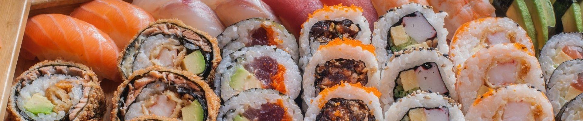 I 10 migliori ristoranti di sushi a domicilio a Bari