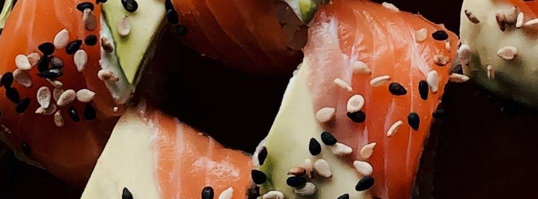 Sushi w Krakowie na dowóz – smak orientu w Twoim domu