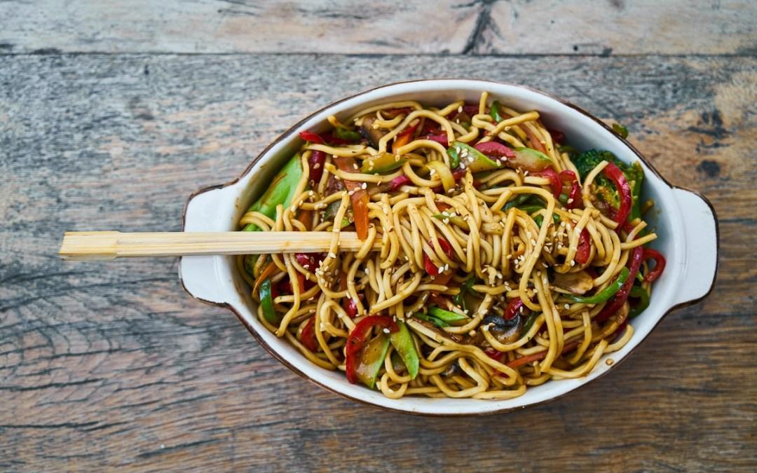 Il migliore cibo cinese a domicilio