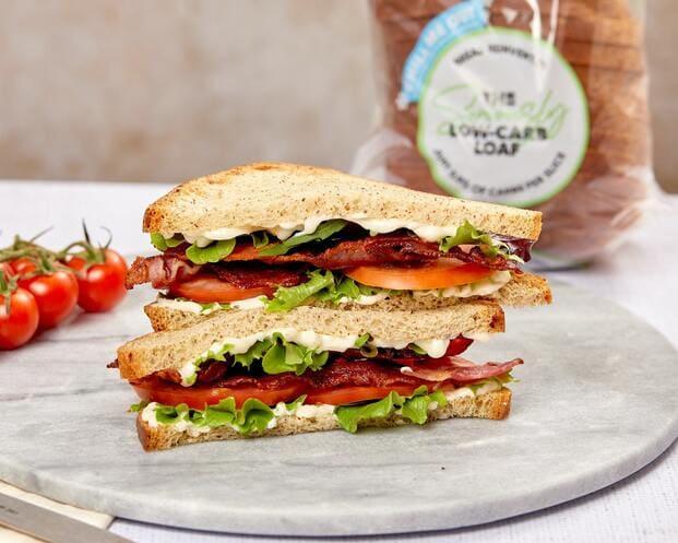 sándwich en Barcelona