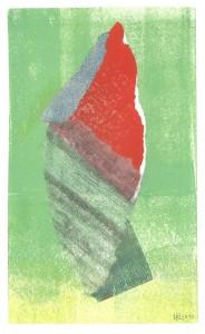 Erste Karo-Kunst-Aktie von Wolfgang Friedrich