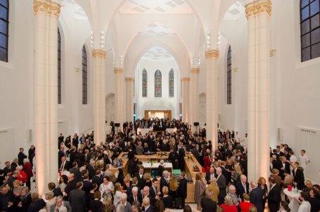 Musikforum Bochum: In der Kirche