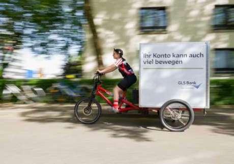 Gemeinsam viel bewegen – mit VeloKurier Freiburg