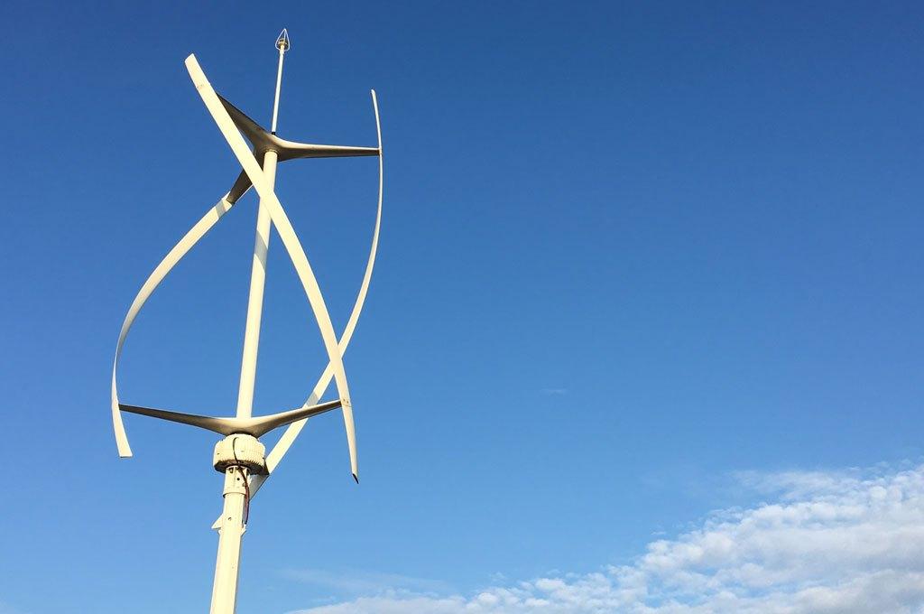 Divestment: Windrad erzeugt umweltfreundlich Energie