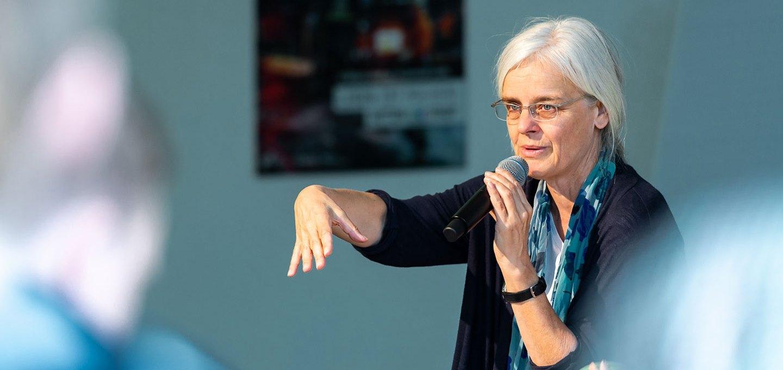"""Ulrike Herrmann: """"Die Euro-Krise ist unsere größte Gefahr"""""""