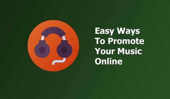 PROMOTE YOUR MUSIC ONLINE