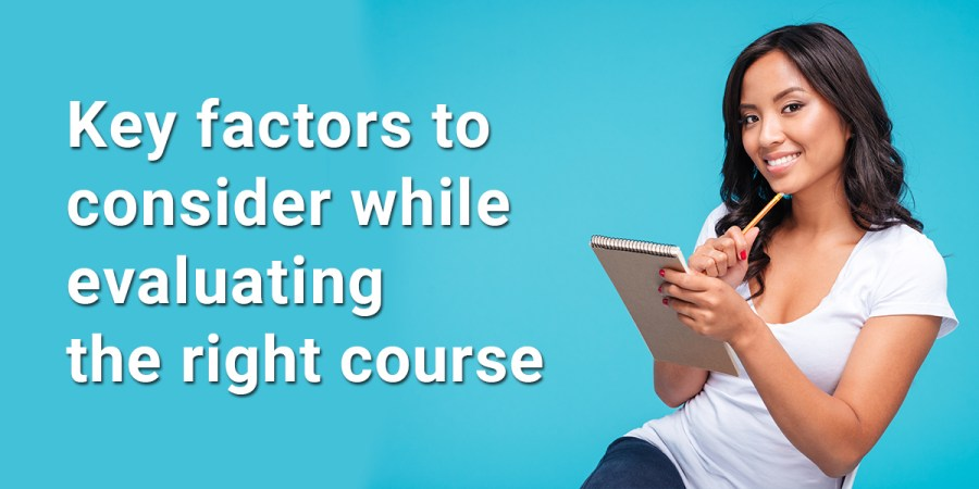 How to find the right course to prepare for GMAT?