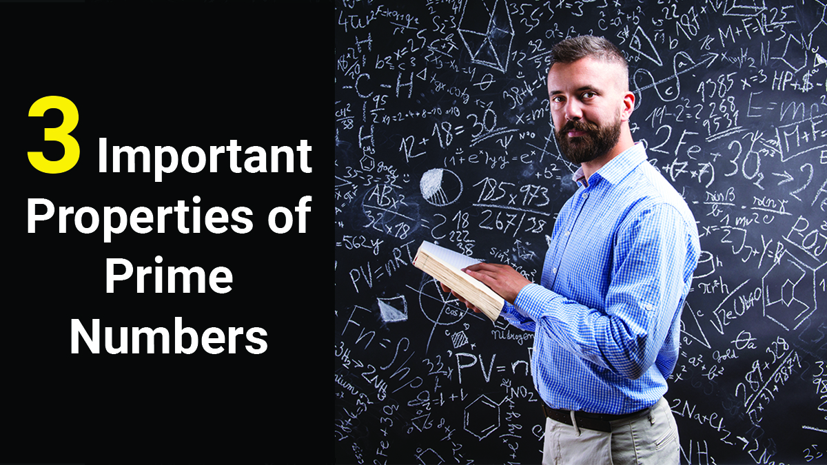 3 Important Properties of Prime Numbers