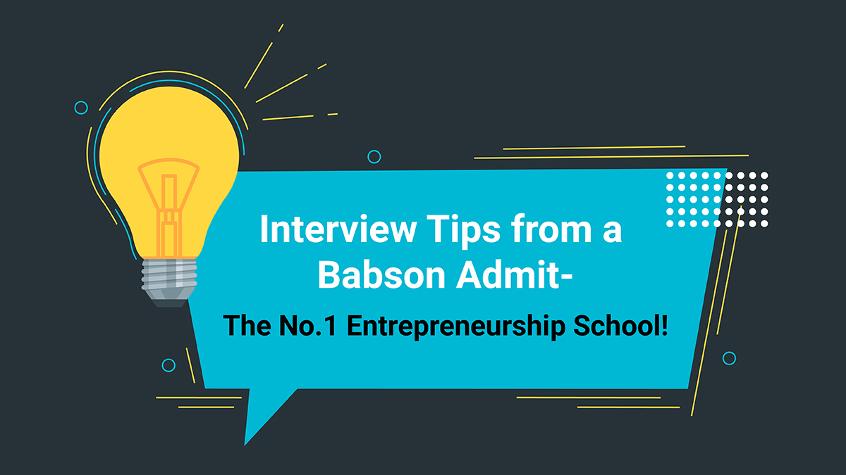 Best MBA interview tips for those applying in B-schools