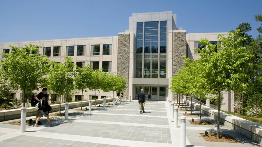 DUKE FUQUA - one of the top 10 scholarship friendly MBA schools