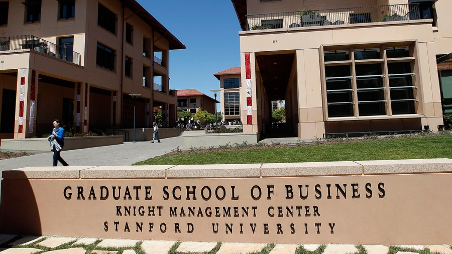 Another scholarship-friendly MBA School is Stanford Business School.