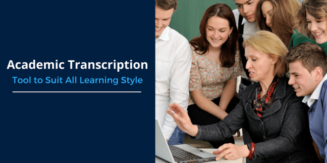 Aacdemic Transcription Services