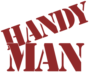 The Handy Man wordmark