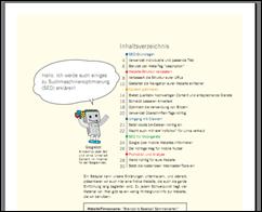 Suchmaschinenoptimierung und Googles Einführung 7