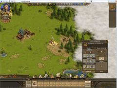 Die Siedler Online - Spielansicht