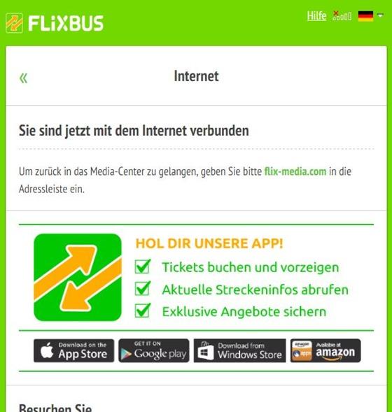 Flixbus – Reisen und Reisen lassen 9